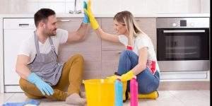 Limpiar y ordenar la casa