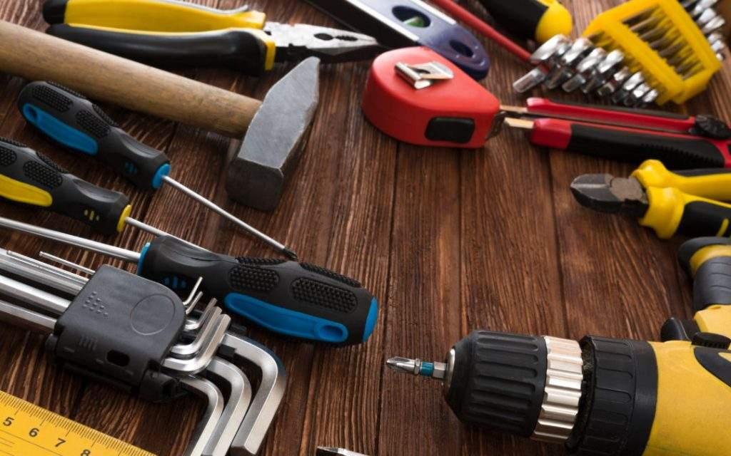 Cómo limpiar herramientas