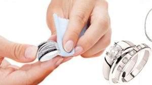 Cómo limpiar joyas de plata