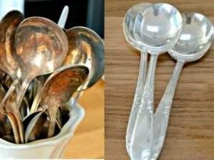 Cómo limpiar la plata
