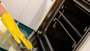 Cómo limpiar horno por dentro