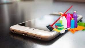 Cómo limpiar iPhone