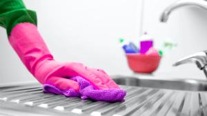 Cómo limpiar guantes de nitrilo