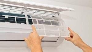 Cómo limpiar filtros aire acondicionado