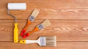 Cómo limpiar rodillo pintura