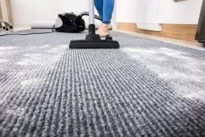 Cómo limpiar una alfombra