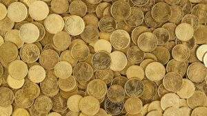 Cómo limpiar monedas antiguas