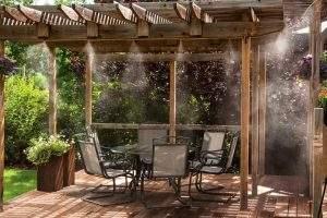 Cómo limpiar nebulizador terraza