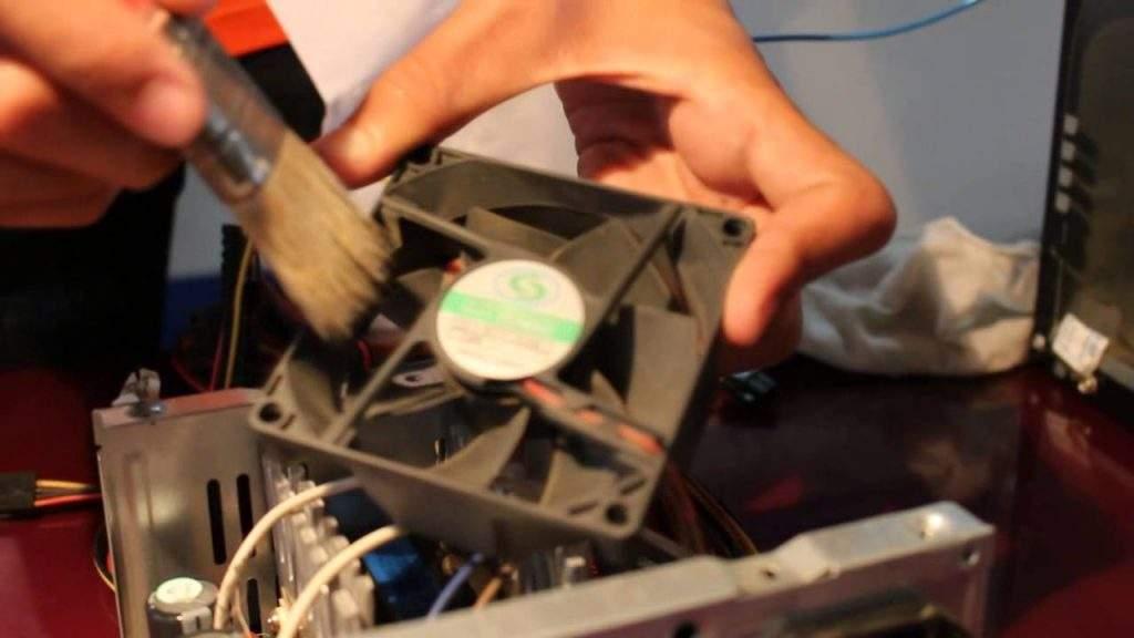 Cómo limpiar ordenador