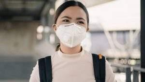Cómo limpiar una mascarilla con filtro