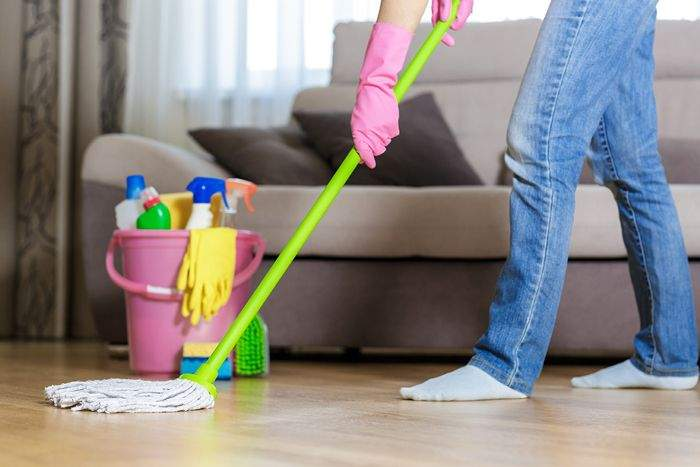 Cómo limpiar en 5 minutos