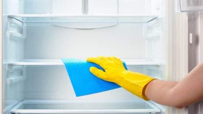 Cómo limpiar y desinfectar la nevera
