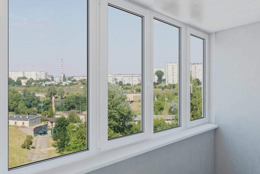 Cómo limpiar ventanas de aluminio blanco