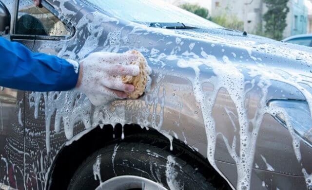 Limpieza de tu vehiculo
